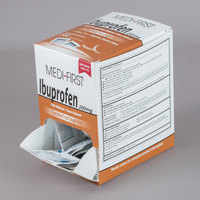 Medi-First 80848 Ibuprofen Tablets   - 250/Box