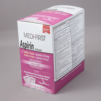 Medi-First 80513 Aspirin Tablets   - 500/Box