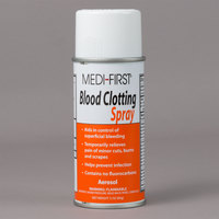 Medi-First 22617 3 oz. Blood Clotting Spray