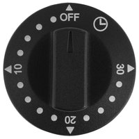Avantco PCPO1621 Timer Knob for CPO16TS and CPO16TSGL
