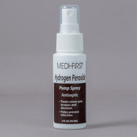 Medi-First 25702 Hydrogen Peroxide Pump Spray - 2 oz.