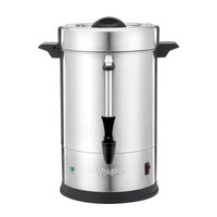 Waring WCU55 55 Cup Commercial Coffee Urn / Percolator - 1440W