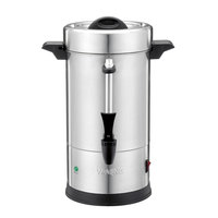 Waring WCU30 30 Cup Commercial Coffee Urn / Percolator - 1440W