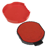 Identity Group USSP5415RD Trodat T5415 Red Ink Dater Replacement Pad Refill