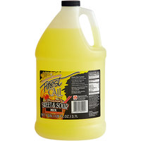 Finest Call 1 Gallon Ready-to-Use Sweet and Sour Mix - 4/Case