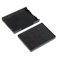 Identity Group USSP4727BK Trodat T4727 Black Ink Dater Replacement Pad Refill