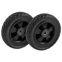 CaterGator 5 inch Rotomolded Extreme Outdoor Cooler / Ice Chest Wheels - 2/Pair