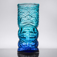 OG 13 oz. Blue Lagoon Tiki Glass