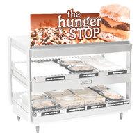 Nemco 68773-24 Sign Kit for 6480 Series 24 inch Dual Shelf Merchandisers