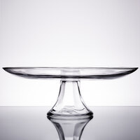 Anchor Hocking 86540 Presence 13 inch Tiered Glass Platter