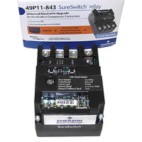 49P11-843 1.5-Pole SureSwitch™ Contactor and Short Cycle Timer - 40A, 24V