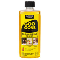 Goo Gone 2087 8 oz. Adhesive Remover   - 12/Case