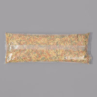 InHarvest 2 lb. Tri-Colored Orzo Pasta - 6/Case