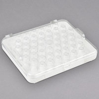 Ateco 8783 52 Compartment Pastry Tip Storage Box