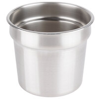 7 qt. Round Insert for Condiment Dispenser Systems