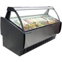 Master-Bilt GEL-12 Gelato Merchandiser / Dipping Cabinet - 86 inch