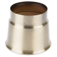 Sterno Products 85228 Weathered Brass Sleeve Lamp Base