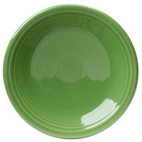 Homer Laughlin 464324 Fiesta Shamrock 7 1/4 inch China Salad Plate - 12/Case