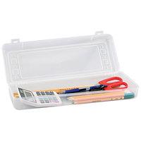 Advantus 67033 Clear Plastic Stretch Art Box