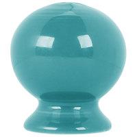 Homer Laughlin 750107 Fiesta Turquoise Salt Shaker - 12/Case
