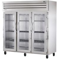 True STA3R-3S Specification Series 77 inch Three Solid Door Reach In Refrigerator