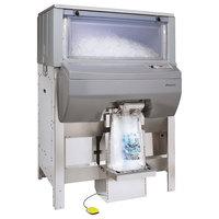 Follett DB1000SA Ice Pro Semi-Automatic Ice Bagging and Dispensing System - 220V, 1000 lb.