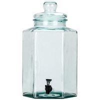 Cal-Mil 1745 2 Gallon Glass Beverage Dispenser