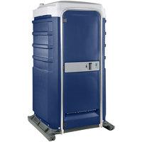 PolyJohn Fleet SH1-1016 Dark Blue Portable Cold Water Shower