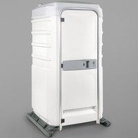 PolyJohn Fleet SH1-1008 White Portable Cold Water Shower