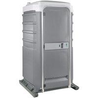 PolyJohn Fleet SH1-1005 Pewter Portable Cold Water Shower