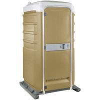 PolyJohn Fleet SH1-1006 Tan Portable Cold Water Shower