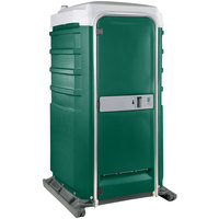 PolyJohn Fleet SH1-1003 Evergreen Portable Cold Water Shower