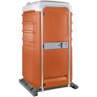 PolyJohn Fleet SH1-1011 Orange Portable Cold Water Shower