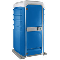 PolyJohn Fleet SC1-1001 Blue City Mains Portable Restroom and Sink