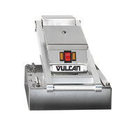 Vulcan VMCS-201 Heavy Duty Electric Griddle Top with Grooved Steel Plate for Select Vulcan and Wolf Griddles - 208V