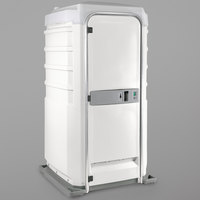 PolyJohn Fleet SC1-1008 White City Mains Portable Restroom and Sink