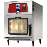 Vulcan MINI-JET Mini Electric Boilerless Combi Oven with Left Hinged Door - 208V, 3 Phase, 5200W