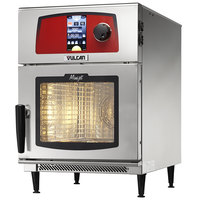 Vulcan MINI-JETR Mini Electric Boilerless Combi Oven with Right Hinged Door - 208V, 3 Phase, 5200W