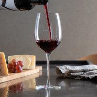 Master's Reserve 9123/U223A Acura Renaissance 16 oz. Pour Control 8 oz. / 5 oz. Wine Glass   - 12/Case