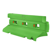 PolyJohn RB1-2000G Green Rhino Barrier