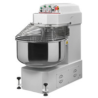 Avancini 220 lb. Heavy Duty Two Speed Spiral Dough Mixer - 208V, 3 Phase