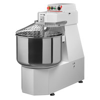 Avancini 66 lb. Heavy Duty Two Speed Spiral Dough Mixer - 208V, 3 Phase
