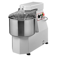 Avancini 40 lb. Heavy Duty Two Speed Spiral Dough Mixer - 208V, 3 Phase