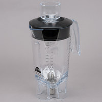 Hamilton Beach 6126-HBF500 48 oz. Polycarbonate Container for HBF500 Blender