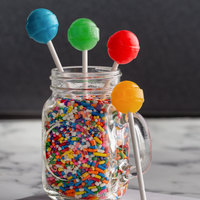 Paper Lollipop / Cake Pop Stick 5 inch x 5/32 inch - 11000/Case