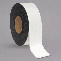 MasterVision BVCFM2118 2 inch x 50' White Magnetic Dry Erase Tape Roll
