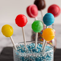 Paper Lollipop / Cake Pop Stick 6 inch x 1/8 inch - 15000/Case
