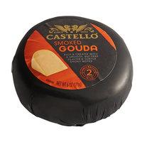 Castello 6 oz. Smoked Baby Gouda Cheese in Black Wax