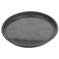 Genpak 55C12 Bake 'N Show Dual Ovenable Round Pizza / Cake / Cookie Pan   - 100/Case