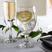 Acopa 14 oz. Glass Goblet - 12/Case